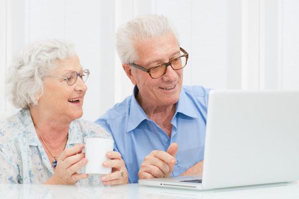 Las redes sociales no son país para viejos