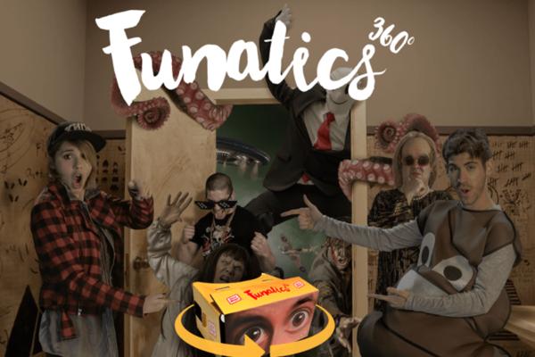 Funatics 360: un corto en 360 grados