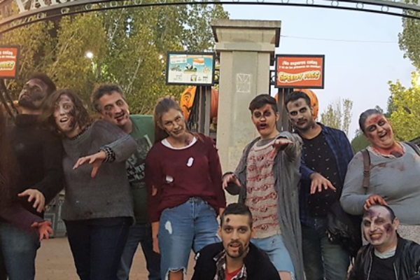 Madrid reúne a Zombies procedentes de toda España con RISIZombie